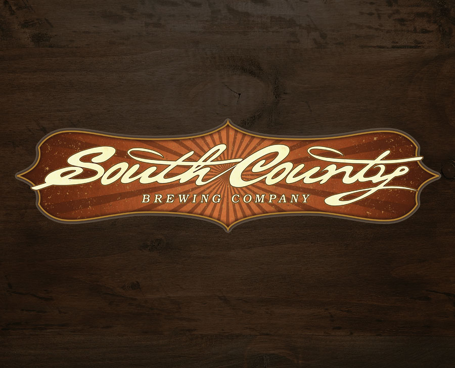 South County Brewing Company - Fawn Grove, PA - Logo Design by SG, LLC